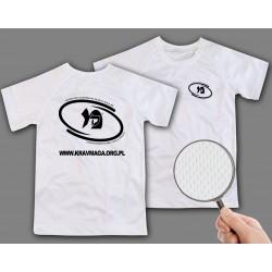 Koszulka treningowa SKMP bawełna